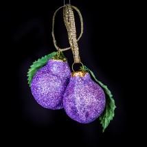 Sugar Plum Ornaments