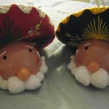 Mexican Sombrero Santa