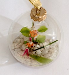 Angel Fish Ornament