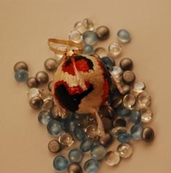 Japanese Koi Ornament Kindai Showa