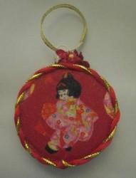 Japanese Girls Ornament